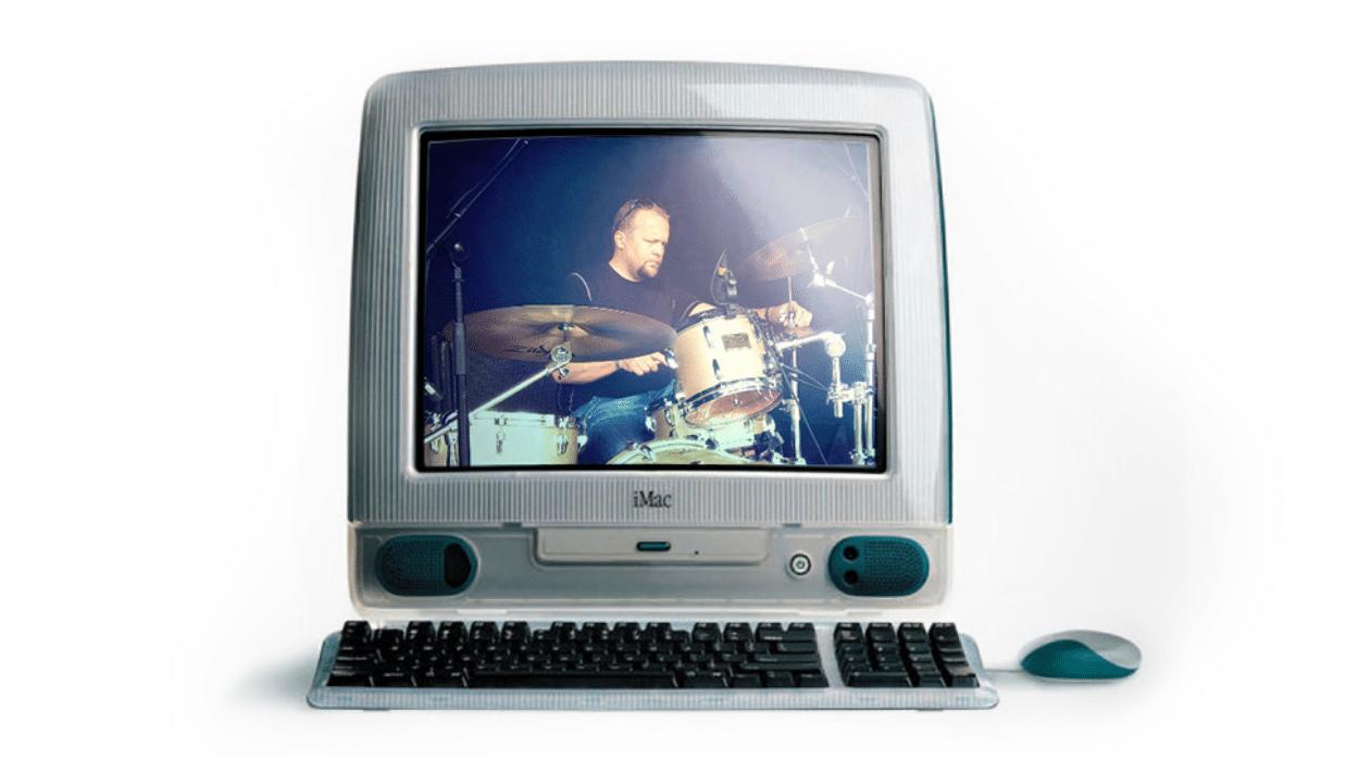 1992 - Allt började med en trummis