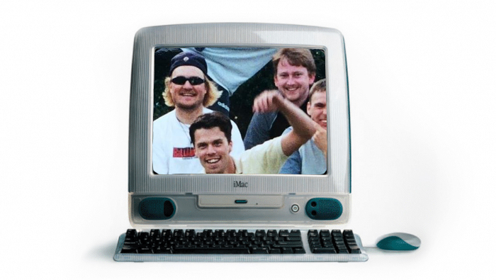 1995 – Första anställningen i företaget
