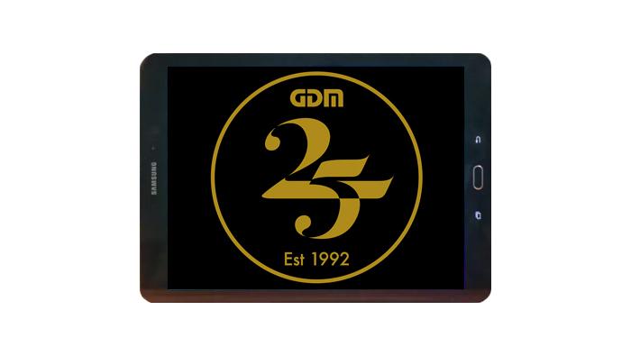 2017- GDM firar 25-årsjubileum!